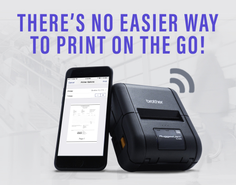 Made for iPod®, iPhone®, iPad® certification on Brother printers ensures a streamlined and reliable mobile printing experience for Apple device users (Graphic: Business Wire)