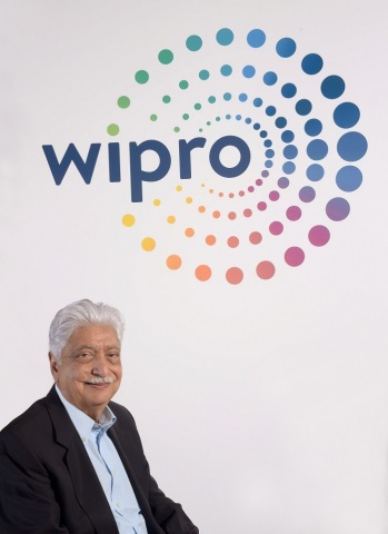 Azim Premji, Chairman, Wipro Limited (Photo: Business Wire)