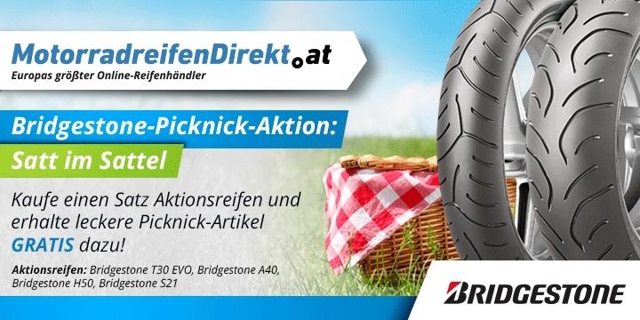 Die Bridgestone Picknick-Aktion läuft noch bis zum 31. Mai 2017 (Foto: Business Wire)