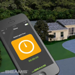 Mr Beams Connected provides complete outdoor safety and security lighting. Take a look to see how the lights and Mr Beams Connected app will work together.