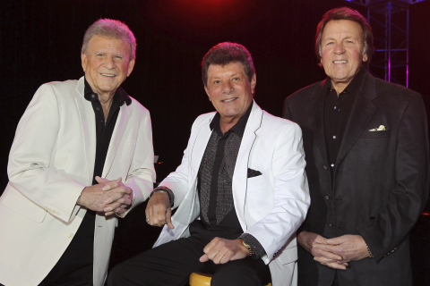 The Golden Boys will perform at SugarHouse Casino on Friday, July 21 at 9 p.m. (Photo: Business Wire)