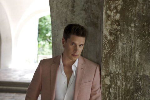 "Il Divo's David Miller presents his directorial debut ""A Hand Of Bridge,"" premiering at the 43rd Annual Seattle International Film Festival. (Photo: Business Wire)"