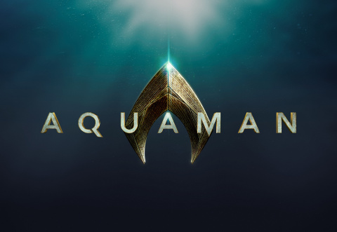Warner Bros. Pictures' AQUAMAN (Graphic: Business Wire)