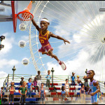 NBA Playgrounds will be available on May 9 in Nintendo eShop for the Nintendo Switch console. (Photo: Business Wire)