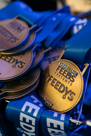 """Food Lion Hosts Second Annual """"The Feedy's"""" Awards to Honor Local Food Banks and Associates Committed to Hunger Relief (Photo: Business Wire)"""