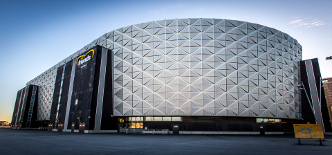 AEG Facilities to Manage Friends Arena in Solna, Stockholm, Sweden (Photo: Business Wire)