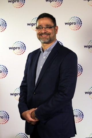 Wipro Limited的首席执行官兼执行董事Abidali Z.Neemuchwala(照片:美国商业资讯)