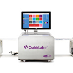 """Featuring resolution up to 1600 dpi and print speeds up to 12""""/second, AstroNova's QL-240 color label printer is ideal for brand owners, print shops or manufacturers. The printer allows users to reduce inventory and quickly produce vibrant high-resolution labels on a just-in-time basis. (Photo: Business Wire)"""