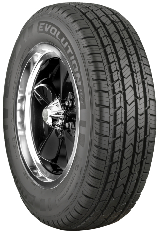 Cooper Tire's new Cooper Evolution H/T™, an all-season highway tire for crossover vehicles, sport utility vehicles, and light duty pickup trucks, offers premium tire features at a mid-range price point. (Photo: Business Wire)