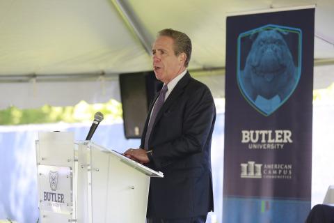 Butler President Danko (Photo: Business Wire)