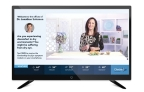 CheckedUp Explorer features engaging full-motion HD video programming and a customizable side bar that rotates from practice information and marketing to patient questions (Photo: Business Wire)