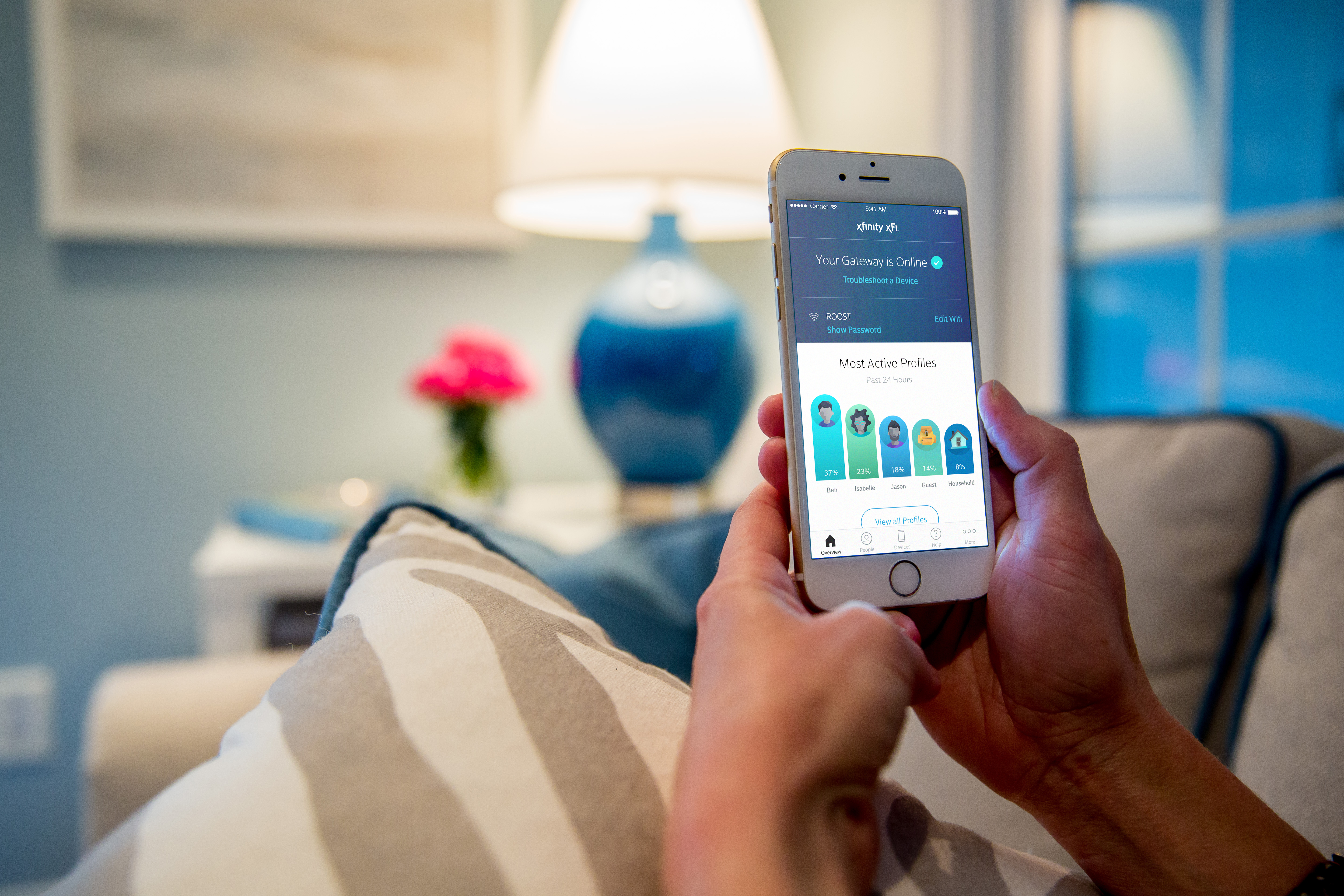 Comcast Introduces Xfinity xFi: A New Way to Personalize, Manage and ...