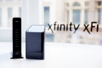 Comcast has launched Xfinity xFi, a new and personalized Wi-Fi experience that provides a simple digital dashboard for customers to manage their home Wi-Fi network. The cloud-managed service combines leading hardware, like the xFi Wi-Fi Gateway (left) and xFi Advanced Gateway with applications that span iOS, Android, Web and television via the Xfinity X1 voice remote. (Photo: Business Wire)