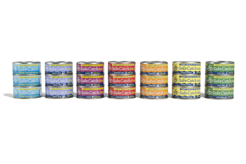 Safe Catch introduces the first line of 100% mercury tested canned tuna in new, exotic seasoned varieties. (Photo: Business Wire)