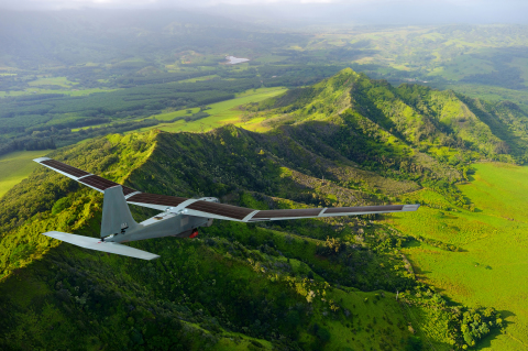 Fly All Day with Alta Devices Solar (Photo: Business Wire)