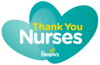 To celebrate Nurse Appreciation Week, Pampers Swaddlers announces the winners of the Thank You Nurses awards.