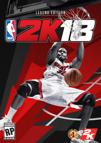 2K today announced that NBA 2K will feature Hall of Famer Shaquille O'Neal on the cover of the NBA 2K18 Legend Edition.