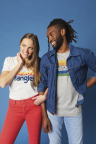 The Wrangler 70th Anniversary throwback collection includes a full line of on-trend looks, while reflecting an era of sunny positivity in youth culture. (Photo: Business Wire)