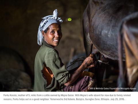 Photo: Bill & Melinda Gates Foundation/Mulugeta Ayene