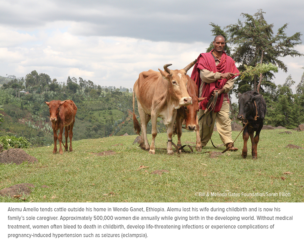 Photo: Bill & Melinda Gates Foundation/Sarah Elliott