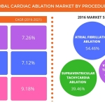 Technavio has published a new report on the global cardiac ablation market from 2017-2021. (Graphic: Business Wire)