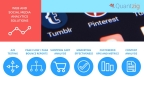 Quantzig offers a variety of web and social media analytics solutions. (Graphic: Business Wire)
