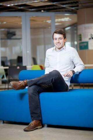 David Brown, fondateur du Mycodev Group et cofondateur de Chinova Bioworks.(Photo : Business Wire)