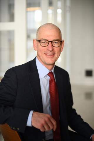 Phil Waldeck has been named president and CEO of Prudential Retirement, a business of Prudential Financial, Inc., effective June 5. (Photo: Business Wire)