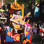 The all-new Mardi Gras Festival and Parade is coming to Six Flags St. Louis June 21 - July 16. This New Orleans style celebration includes live entertainment, classic Cajun cuisine and a daily parade featuring eight beautifully adorned parade floats.