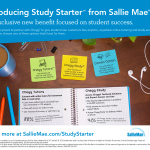 Study Starter from Sallie Mae: an exclusive new benefit focused on student success. (Graphic: Business Wire)