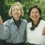 Joan and Adrienne 2007 (Photo: Business Wire)