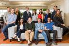 The Qordoba team. (Photo: Business Wire)