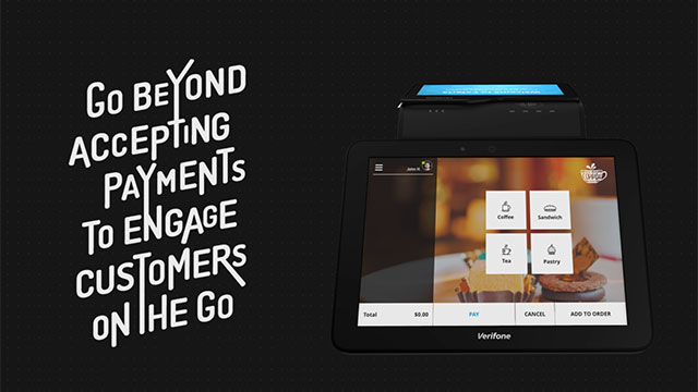 Verifone Introduces Carbon 8 The Future Of Small Business