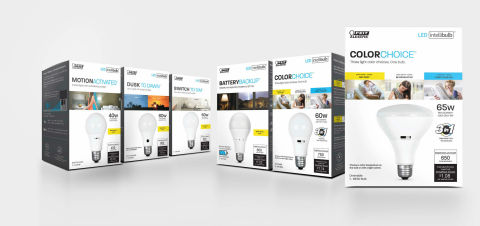 Feit Electric IntelliBulb Product Line (Photo: Business Wire)