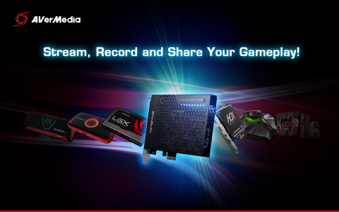 """AVerMedia Unveils World's First Driver-Free PCIe Game Capture Card """"Live Gamer HD 2"""", Delivering Full Gaming Solutions to Stream, Record and Share Your Gameplay (Photo: Business Wire)"""