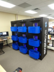 Stratasys Continuous Build 3D Demonstrator shown in a 9-cell configuration (Photo: Business Wire)
