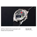 ZeTime (Photo : Business Wire)
