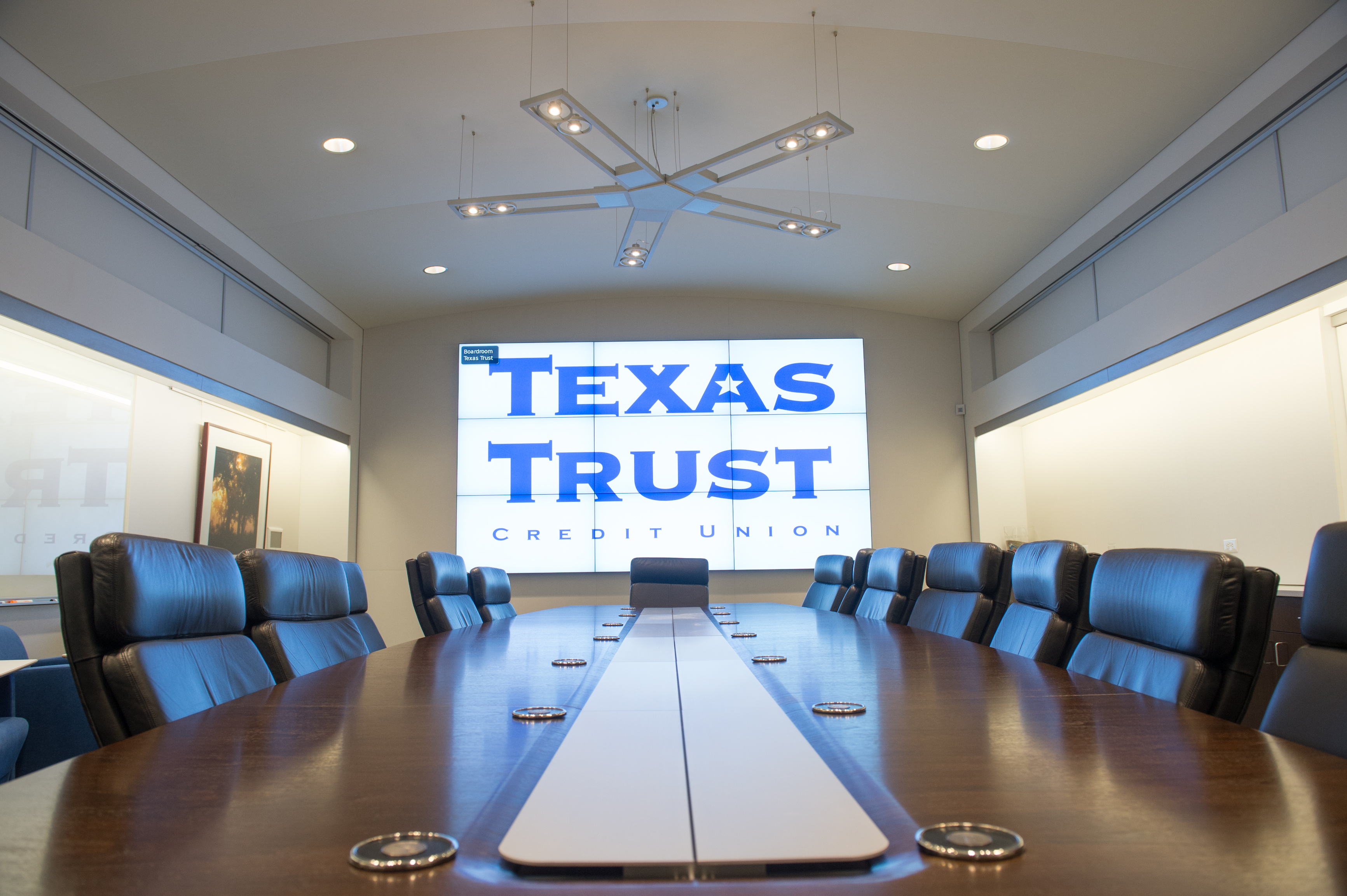 Texas Trust Credit Union Celebrates Opening Of New Headquarters