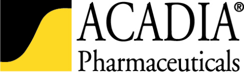 ACADIA Pharmaceuticals Reports First Financial |