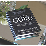 """Following the success of his first book """"Think and Grow Thin,"""" weight loss and life-coach author Charles D'Angelo has released his second book """"Inner Guru"""" with a foreword by legendary broadcaster Larry King and comments by Anthony Robbins. """"Inner Guru"""" is now available on Amazon.com and in stores nationwide. (Photo: Business Wire)"""