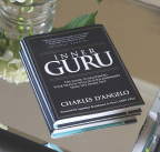 "Following the success of his first book ""Think and Grow Thin,"" weight loss and life-coach author  Charles D'Angelo has released his second book ""Inner Guru"" with a foreword by legendary broadcaster Larry King and comments by Anthony Robbins. ""Inner Guru"" is now available on Amazon.com and in stores nationwide. (Photo: Business Wire)"
