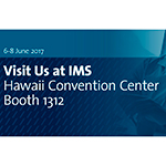 MACOM will showcase its industry leading GaN on Silicon portfolio and other high-performance MMIC and Diode products at IEEE's International Microwave Symposium (IMS) 2017 in Honolulu, Hawaii, June 6 - 8. MACOM's booth will feature new product solutions optimized for commercial, industrial, scientific and medical RF applications. (Graphic: Business Wire)