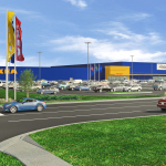 IKEA secures contractors for Milwaukee-area store opening Summer 2018 in Oak Creek, WI. (Photo: Business Wire)