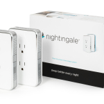 New Research Shows Nightingale Smart Home Sleep System Helps Users Fall Asleep 38% Faster (Photo: Business Wire)
