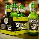 Jones Soda Co. celebrates turning 21 with Spiked Jones Hard Cider-Soda. (Photo: Business Wire)
