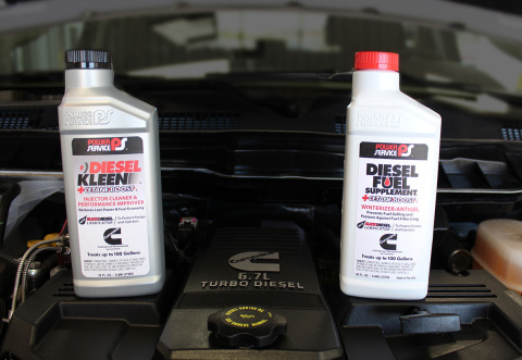 Power Service Products Diesel Kleen +Cetane Boost and Diesel Fuel Supplement +Cetane Boost Endorsed  ...