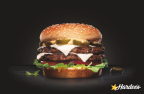 Jalapeno Double Cheeseburger, Hardee's (Photo: Business Wire)