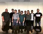 AppOnboard Team at their Los Angeles Headquarters (Photo: Business Wire)