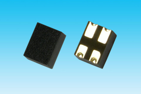 "Toshiba: ""TLP3407S"", an addition to line-up of photorelays packaged in S-VSON4, the package with the industry's smallest mounting area. (Photo: Business Wire)"