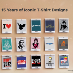 15 Years of Iconic T-Shirt Designs (Photo: Business Wire)